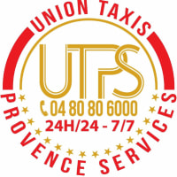 Logo Union Taxis Provence Services