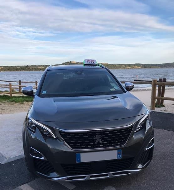 Service de Taxi conventionné officiel à Fos-sur-Mer
